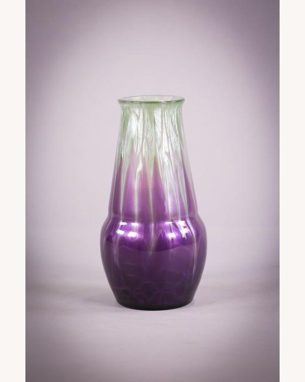 Loetz Glass Vase Glass Shop